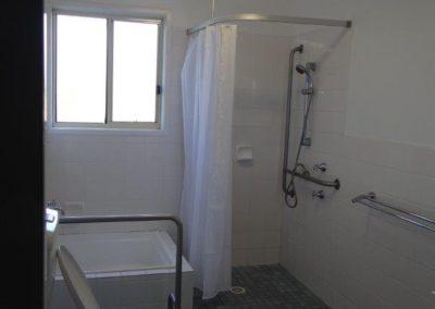 SHACK bathroom