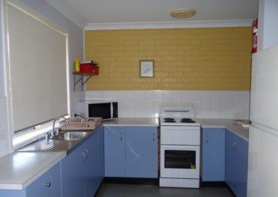 SHACK kitchen