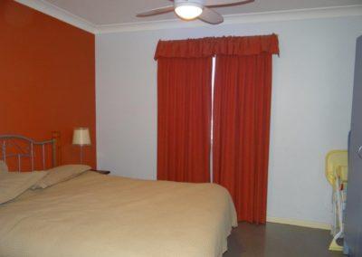SHACK main bedroom